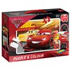 Puzzle & Colour Cars 3