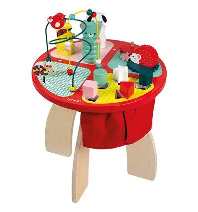 Spieltisch Baby Wald