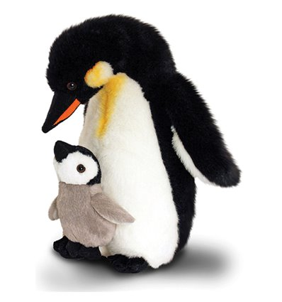Pinguin Mutter & Baby