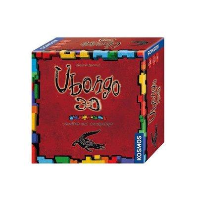 Kosmos Familienspiel Ubongo 3D, Kategorie: Legespiel Familienspiel Strategiespiel, Altersempfehlung ab: 10 Jahren, Spieldauer: 3