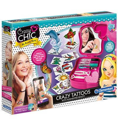 Crazy Chic Tattoos