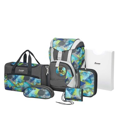 Sammies by Samsonite - Ergofit Set 2.0 Backpack - Street Sports