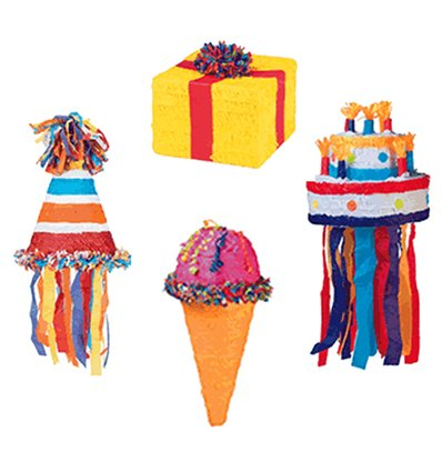 Pinata Happy Birthday