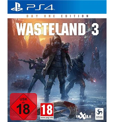 Wasteland 3 - Day 1 Edition [PS4] (F)