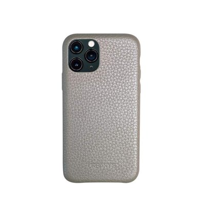 Back Cover Silver Star Leather iPhone 11 Pro Max
