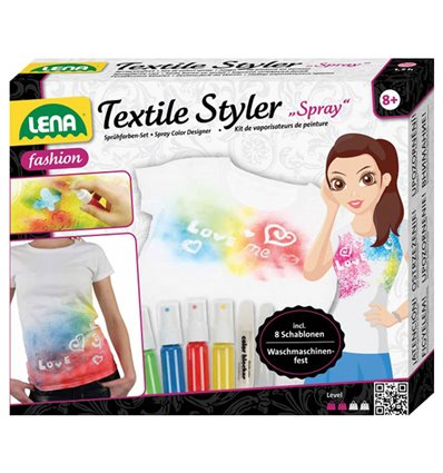 Textile Styler Spray